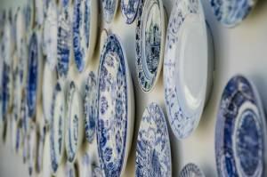 オランダ伝統工芸・デルフト陶器