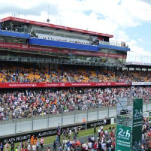 2015年ルマン24時間レース観戦ツアールマン式スタートへの憧れ
