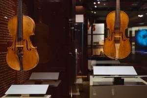 世界の楽器を展示するグリンカ中央音楽博物館