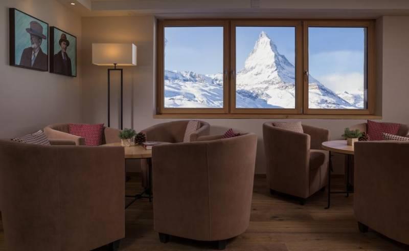 スイスの山岳ホテル一覧