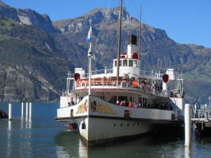 スイストラベルパスを利用して巡る秋のスイス