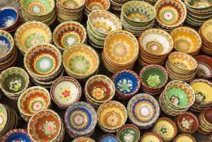 中東欧の陶器②~ブルガリアのトロヤン焼き