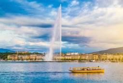 レマン湖畔を訪ねるスイス6日間