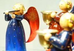 ★木製おもちゃの故郷ザイフェンに宿泊★ザクセンクリスマス三都市物語 6日間