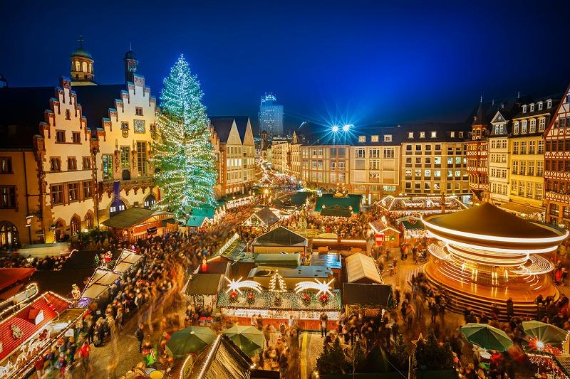 2017年 クリスマスマーケット各都市開催日程