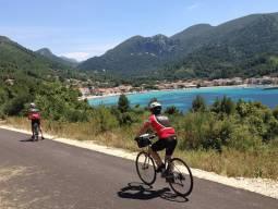 5月~10月【クロアチア】四つ星ホテルに泊まりながらアドリア海の島々と3つの世界遺産を巡る自転車ツーリング6泊7日 初心者歓迎(現地発、現地英語ガイド付)