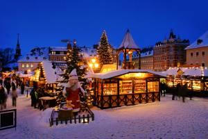 小さな町のクリスマスマーケット~アンナベルク・ブッフホルツ