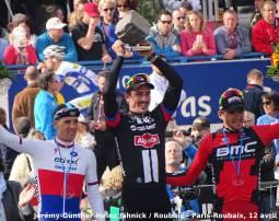 2019 4/12-15 Paris-Roubaix クラシックレース観戦ツアー  ベルギーのクラシックレース観戦ツアーのプロフェッショナルがご案内