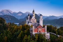 ベルギーからドイツへ ~ノイシュヴァンシュタイン城と中世の街~ 6日間
