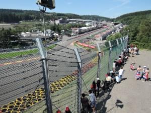 ベルギーF1グランプリ観戦ツアー2016