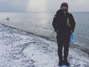 冬のバイカル湖は予想以上でした!