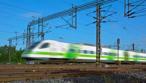 フィンランドとロシアを結ぶ高速鉄道