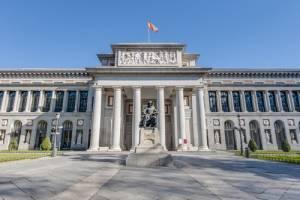 スペインの歴史が詰まった美術館