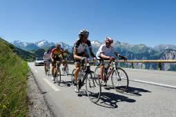 2018 6/30- 7/9 アルプスグランフォンド4大会参加 Vaujany174㎞、プリ・ド・ルス40㎞、ラ・マーモット176km、グランぺ・ド・アルプ13km