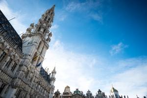ブリュッセル+ブルージュ 1日観光に行ってまいりました。