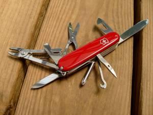 スイスのアーミーナイフ