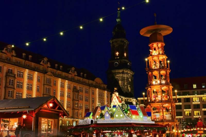 2018年ドイツ各地のクリスマスマーケット開催日程