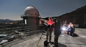 オート=アルプ県、モワダン(Moydans)にある天文台