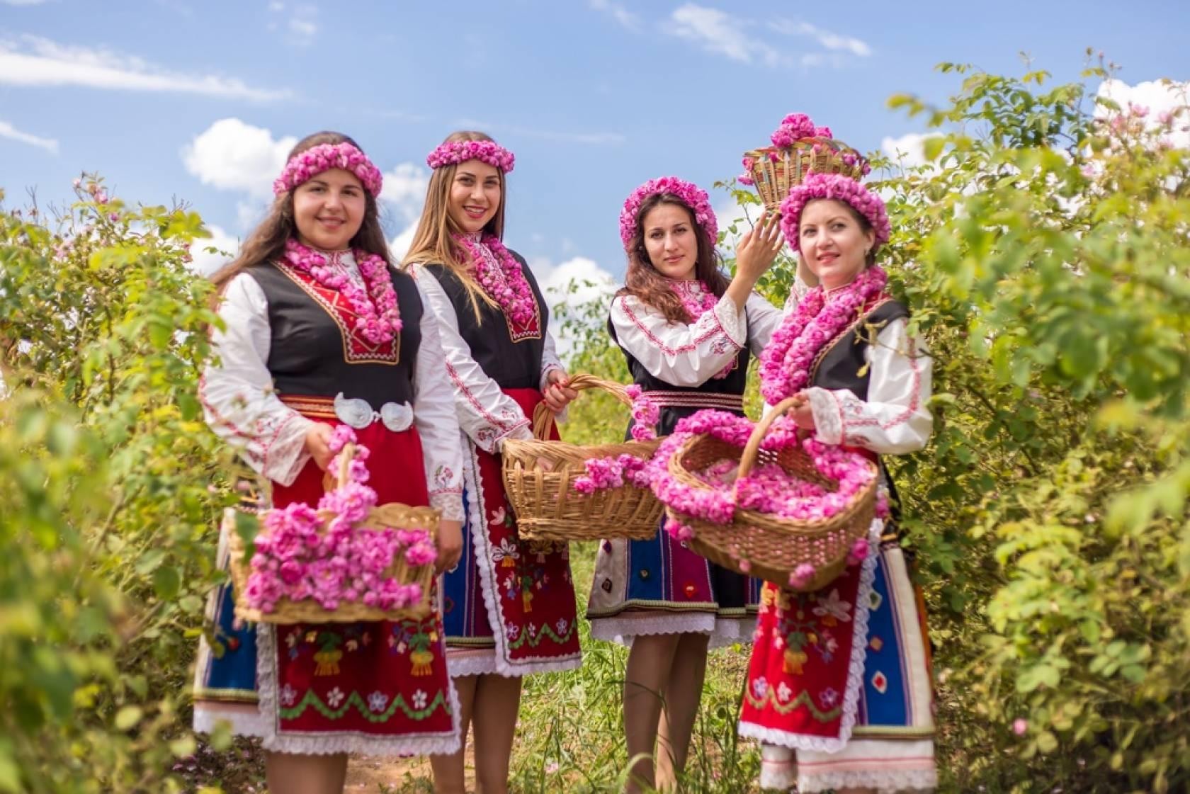 ブルガリアのバラ祭り2018【ブルガリア情報】