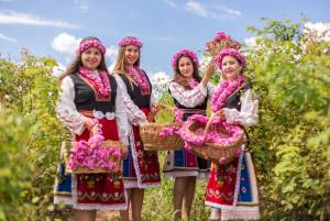 ブルガリアのバラ祭り2018<br>【ブルガリア情報】