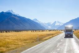 NZキャンピングカー・アドベンチャー★北から南へ縦断の旅★