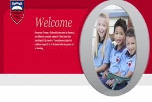 ニュージーランドの小学校