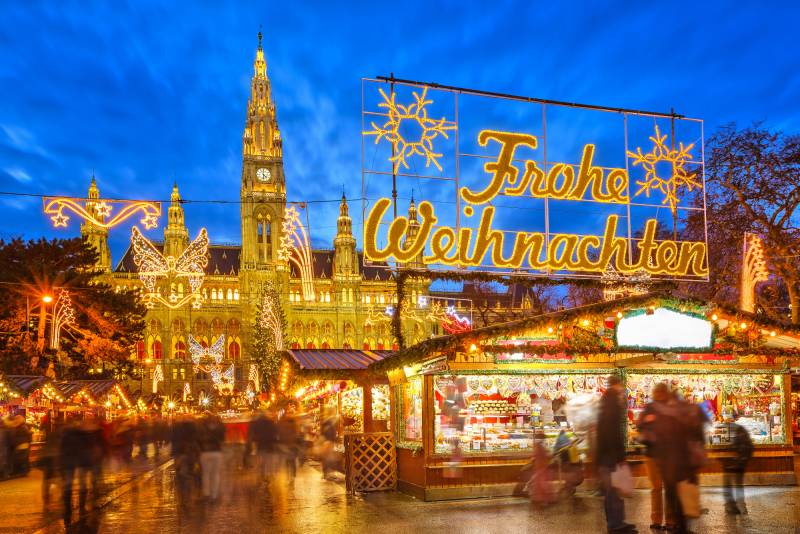 2019/2020年ウィーンのクリスマスマーケット情報【20カ所 まとめ】