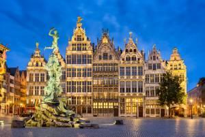ベルギー第2の街 アントワープ