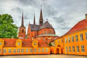 デンマーク~ロスキレの町を歩いてみよう その1