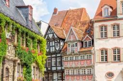 【ベルリン発着】美しい木組みの家が並ぶ世界遺産の町クヴェトリンブルク日帰り観光