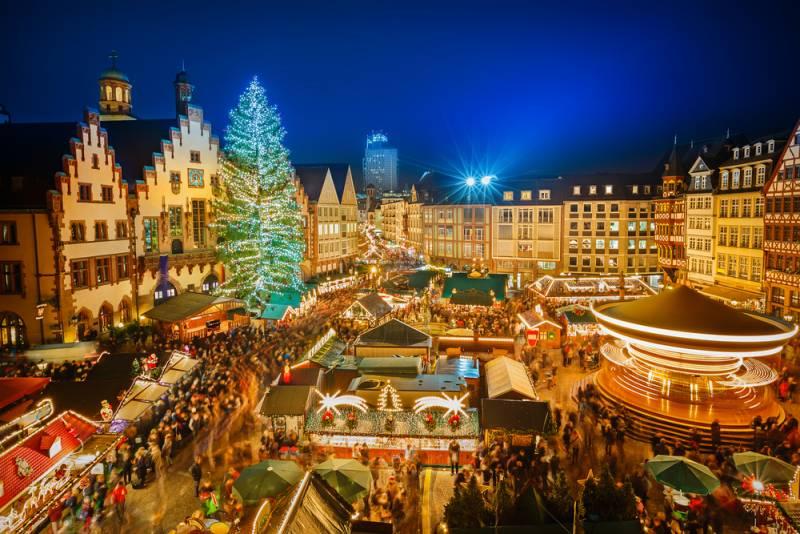 お腹も心もほっこり★ドイツのクリスマスマーケット