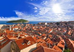 クロアチアを代表する観光都市ドブロブニクから出発するツアー