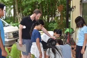 白馬 English Camp, it`s a last day!Part 1(マリアからのレポート)