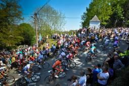 2018 4/20~23  《リエージュ・バストーニュ・リエージュ(Liège-Bastogne-Liège)》レースを観戦&グランフォンド参加ツアー! 4日間エコプラン
