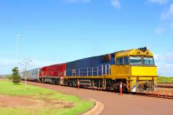 オーストラリア 大陸鉄道の旅