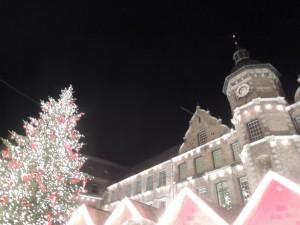☆隣国ドイツ・デュッセルドルフのクリスマスマーケットの様子☆