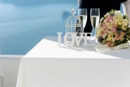ギリシャハネムーン(新婚旅行) ♡フォトジェニックなザキントス島&サントリーニ島にて絶景ハンティング♡ 現地7日間