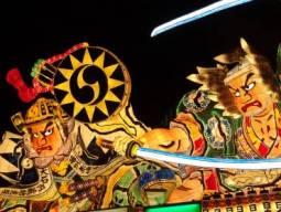 Grands festivals du Tôhoku !