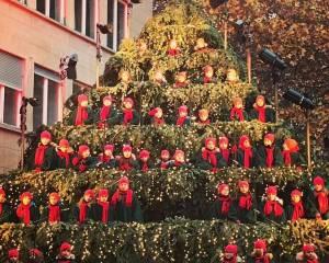 スイスのクリスマスマーケット始まりました!