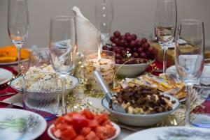 ⊛お正月の食卓