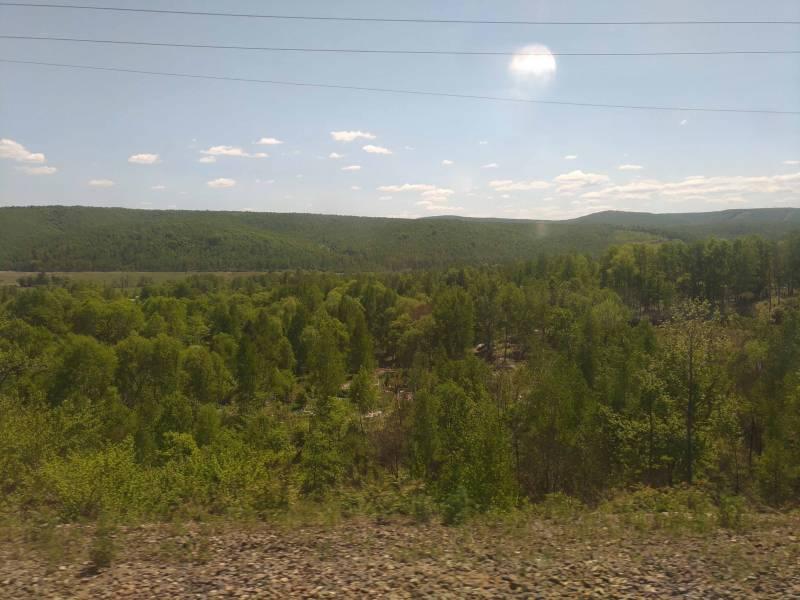 極東ウラジオストクからモスクワへノンストップ鉄道旅!