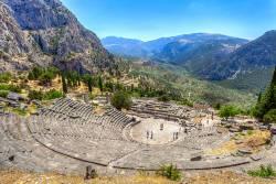 ギリシャ神話と遺跡【世界遺産】ツアー