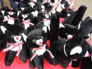 ベルギー☆イーペルの猫祭り☆中世における猫