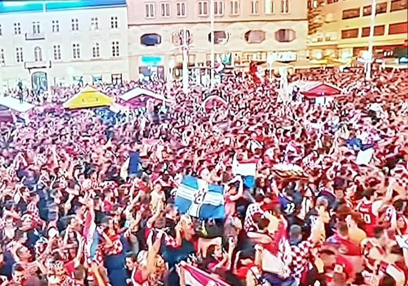 すごいぞ、クロアチア!