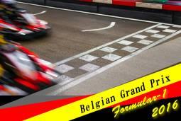 8月28日(日)F1ベルギーグランプリ(スパ)決勝観戦!日帰りツアー