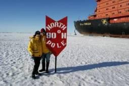 【ヘルシンキ発】氷河を超えて北の頂点へ 北極点への旅14日間