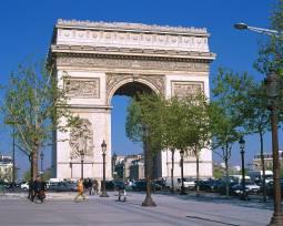 パリの休日と、モンサンミッシェル&ロワール古城巡り 6日間