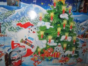 クリスマスまでカウントダウン☆アドベントカレンダー