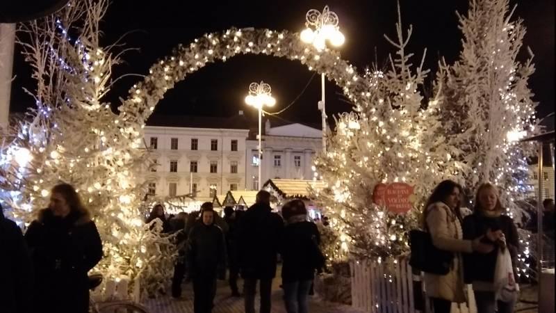 ザグレブのクリスマスマーケットまもなく!