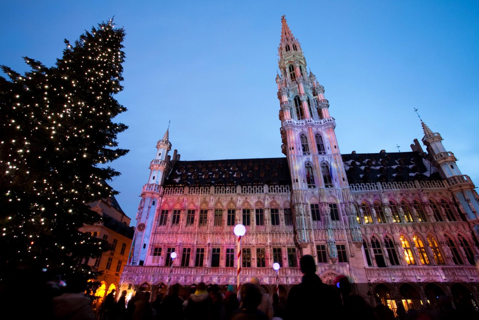 ベルギー クリスマス&冬のイベントツアー 2018-2019